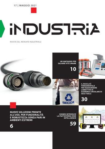 Industria | 17 - Maggio 2021
