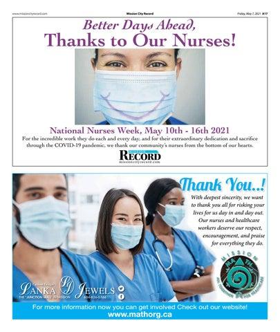 Nurses Week May 2021