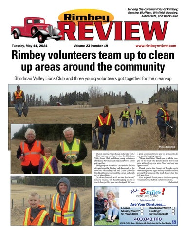 Rimbey Review, May 11, 2021