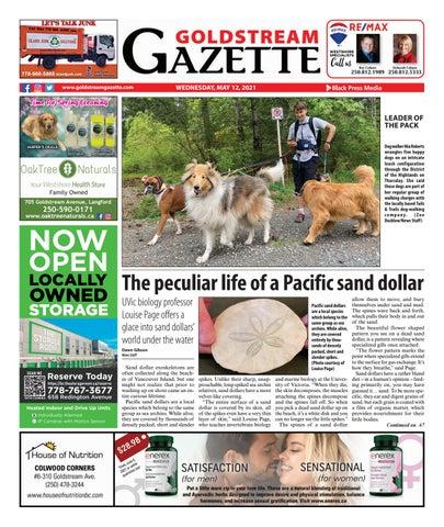 Goldstream News Gazette, May 12, 2021