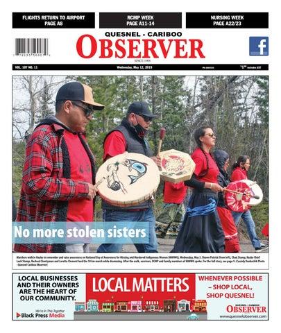 Quesnel Cariboo Observer, May 12, 2021