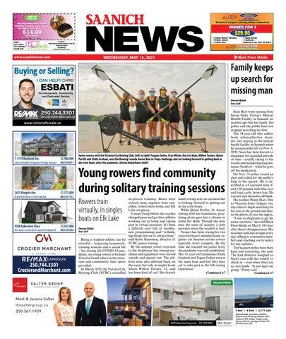 Saanich News, May 12, 2021