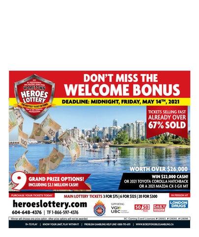 May 12, 2021 Goldstream News Gazette