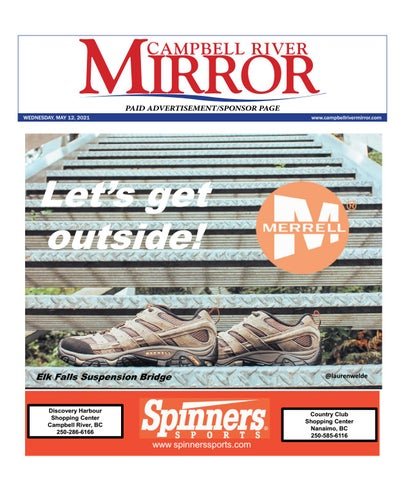 Campbell River Mirror, May 12, 2021