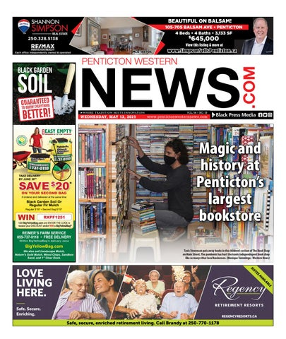 Penticton Western News, May 12, 2021