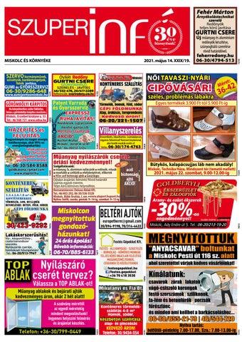 Miskolc, 2021.05.14