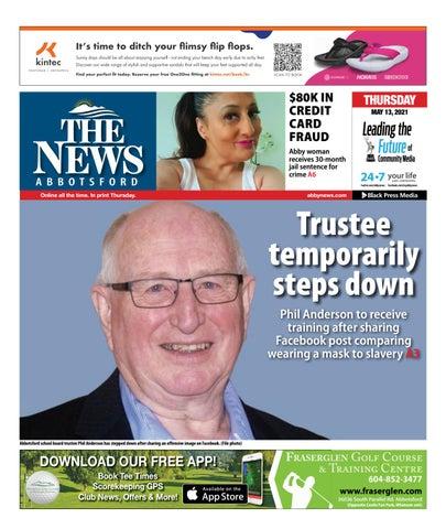 Abbotsford News, May 13, 2021