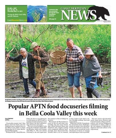 Coast Mountain News, May 13, 2021