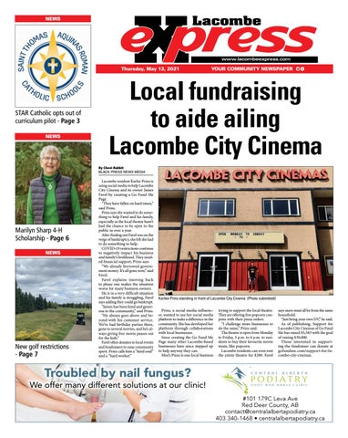 Lacombe Express, May 13, 2021