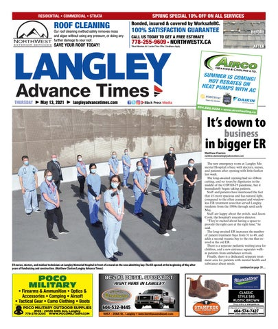 Langley Times, May 13, 2021