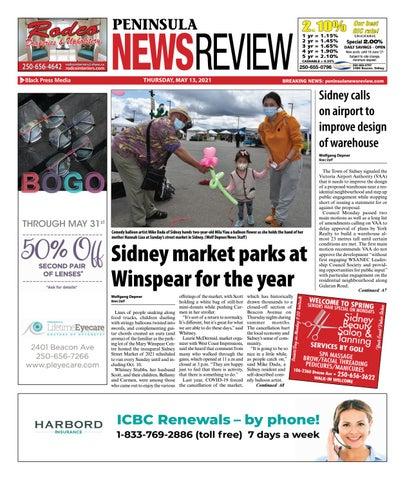Peninsula News Review, May 13, 2021
