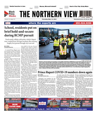 The Northern View/Northern Connector, May 13, 2021