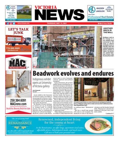 Victoria News, May 13, 2021