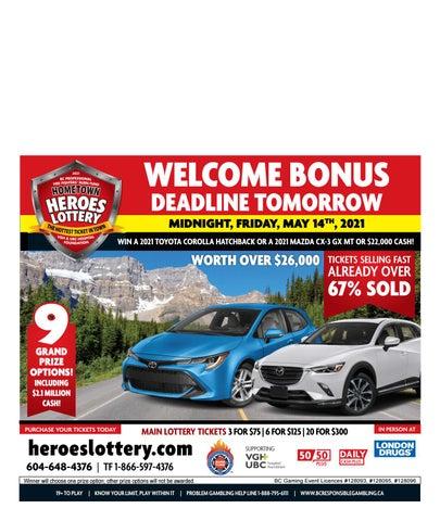 May 13, 2021 Peninsula News Review