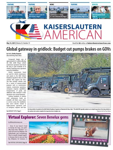 Kaiserslautern American - May 14, 2021