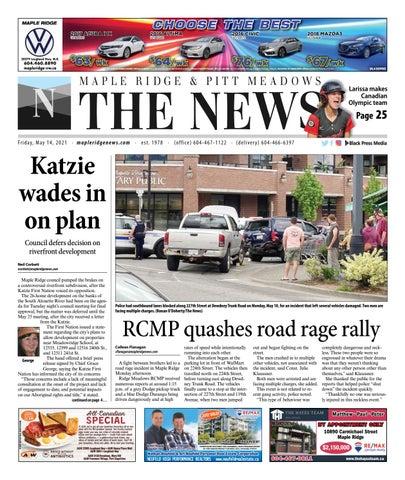 Maple Ridge News, May 14, 2021