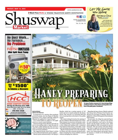 Salmon Arm Observer, May 14, 2021