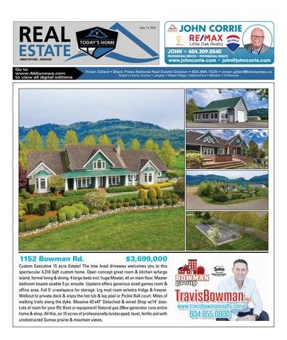 May 14, 2021 Real Estate Weekly - Abbotsford