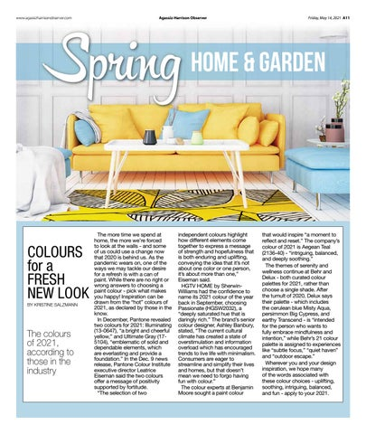 Home and Garden May 2021