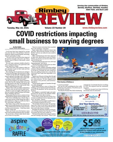 Rimbey Review, May 18, 2021