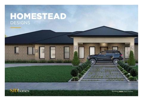 SJD Homes | Homestead Living Designs