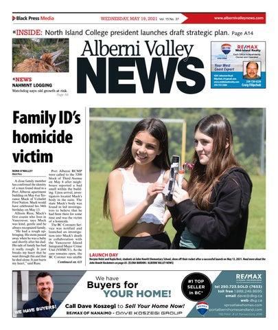 Alberni Valley News, May 19, 2021