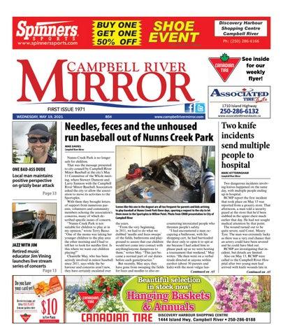 Campbell River Mirror, May 19, 2021