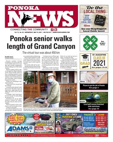 Ponoka News, May 19, 2021