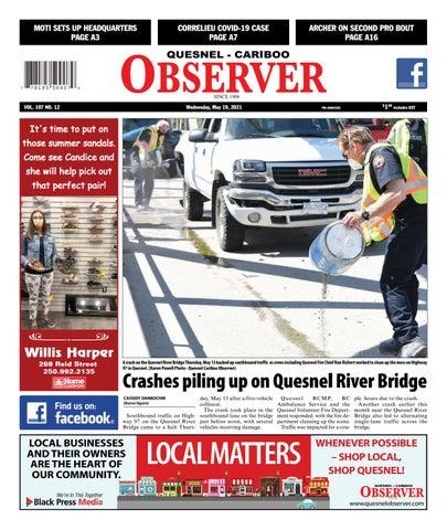 Quesnel Cariboo Observer, May 19, 2021