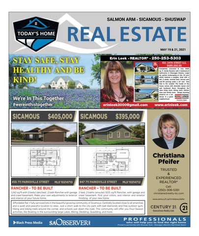 May 19, 2021 Salmon Arm Observer