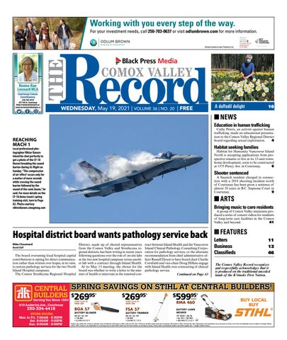 Comox Valley Record, May 19, 2021