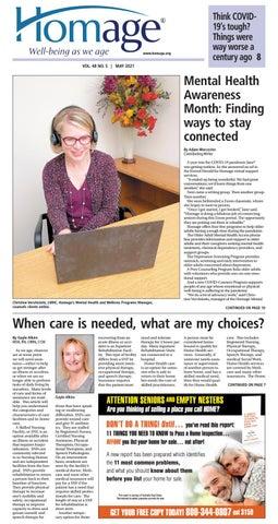 May 19, 2021 Everett Daily Herald