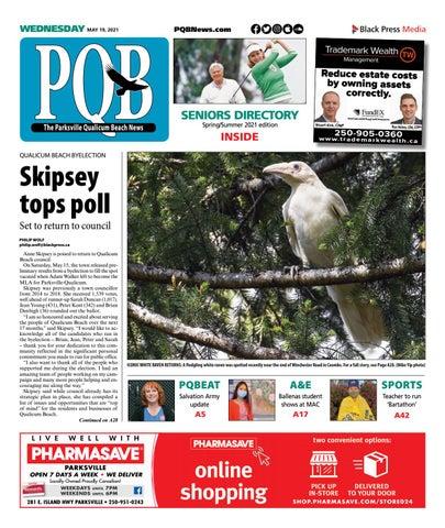 Parksville Qualicum Beach News, May 19, 2021