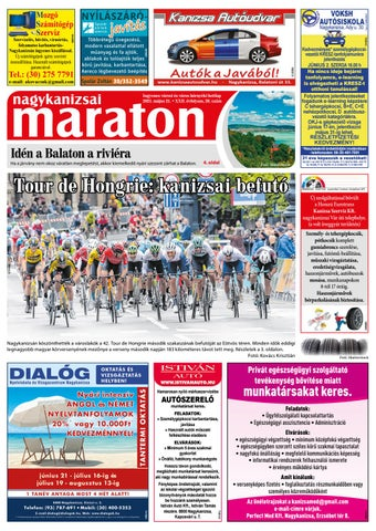 Nagykanizsai Maraton - 2021. 05. 21.