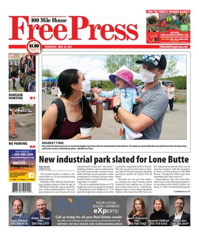 100 Mile House Free Press, May 20, 2021