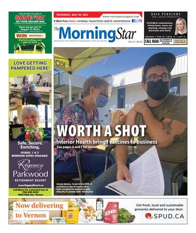 Vernon Morning Star, May 20, 2021