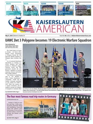 Kaiserslautern American - May 21, 2021