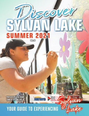 Discover Sylvan Lake Summer 2021