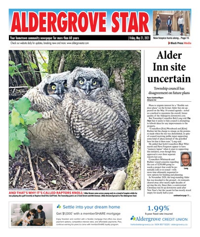Aldergrove Star, May 21, 2021