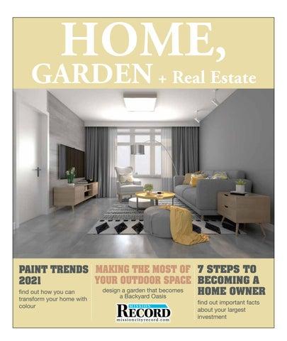 Home + Garden May 2021
