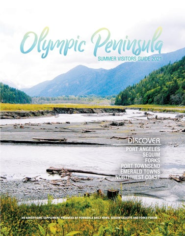 North Olympic Visitors Guide 2021