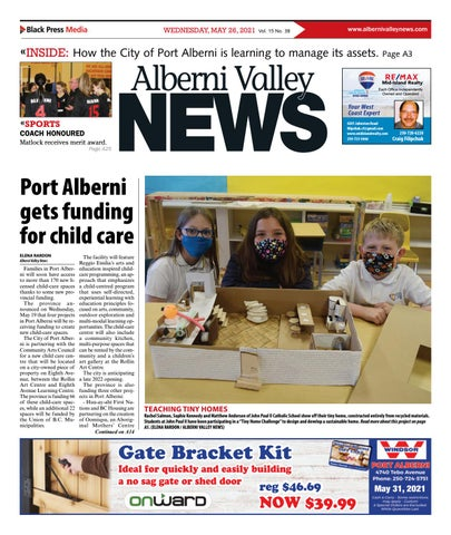 Alberni Valley News, May 26, 2021