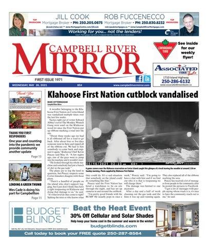 Campbell River Mirror, May 26, 2021