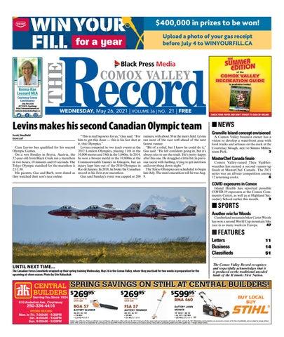 Comox Valley Record, May 26, 2021