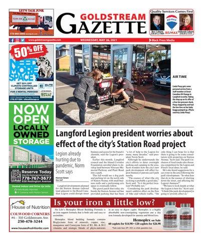 Goldstream News Gazette, May 26, 2021