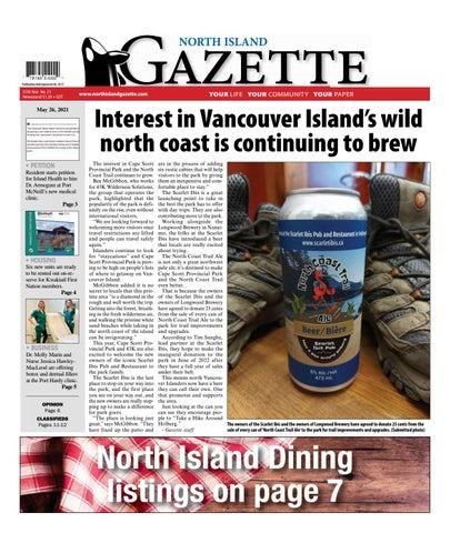 North Island Gazette, May 26, 2021