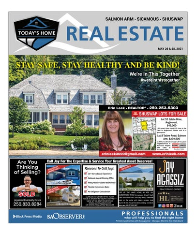 May 26, 2021 Salmon Arm Observer