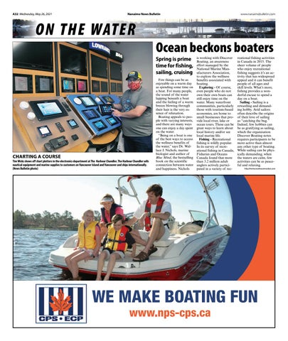 On The Water - May 26, 2021
