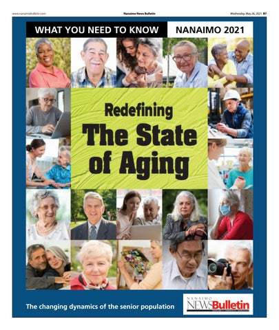 Redefining The State of Aging - May 26, 2021