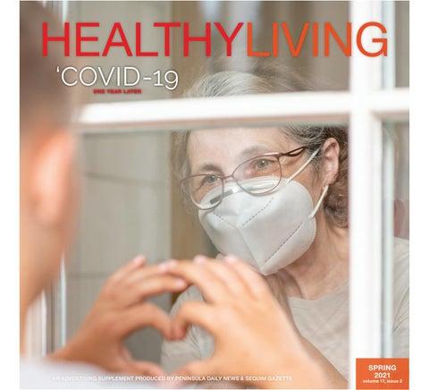 Healthy Living April 2021
